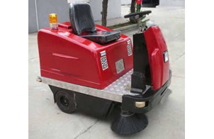Floor Cleaning Machine (Sweeper)