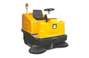 Electric Industrial Sweeper MN-XS-1350